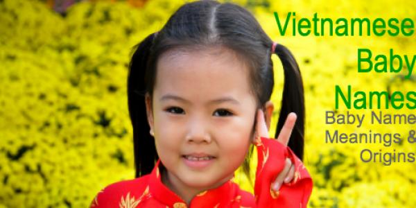 vietnamese baby names